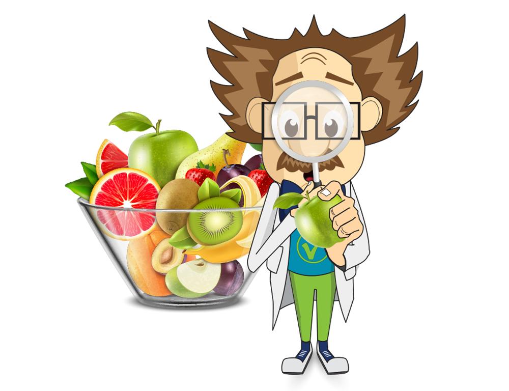 Ten en cuenta los siguientes cuidados para consumir frutas