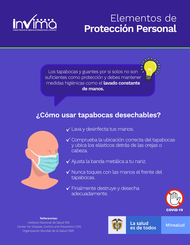Elementos de Protección Personal Covid-19-01