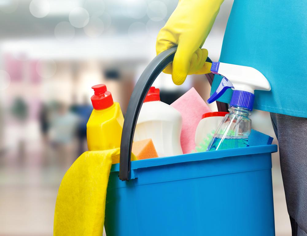 Recomendaciones para el uso de productos de higiene doméstica con propiedades desinfectantes