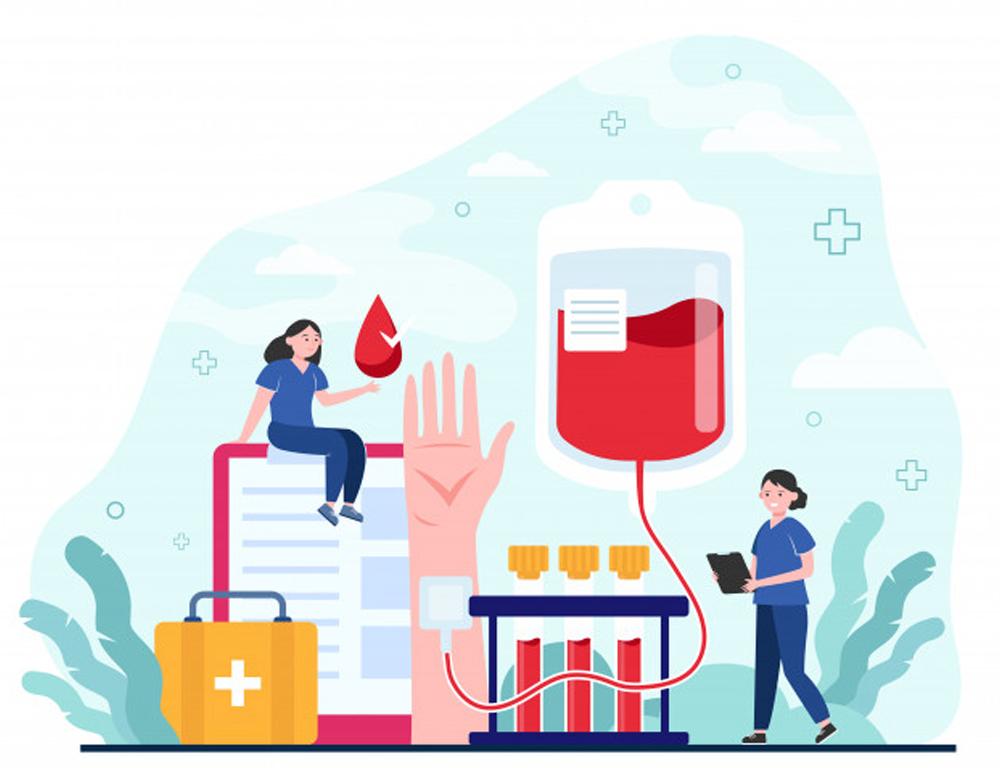 ¿Puedo donar sangre si recibí la vacuna contra covid-19?