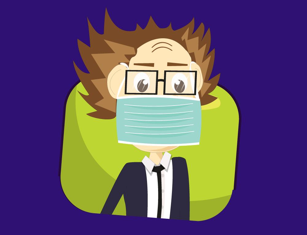 Para evitar el contagio, asegúrate de usar y desechar correctamente el tapabocas