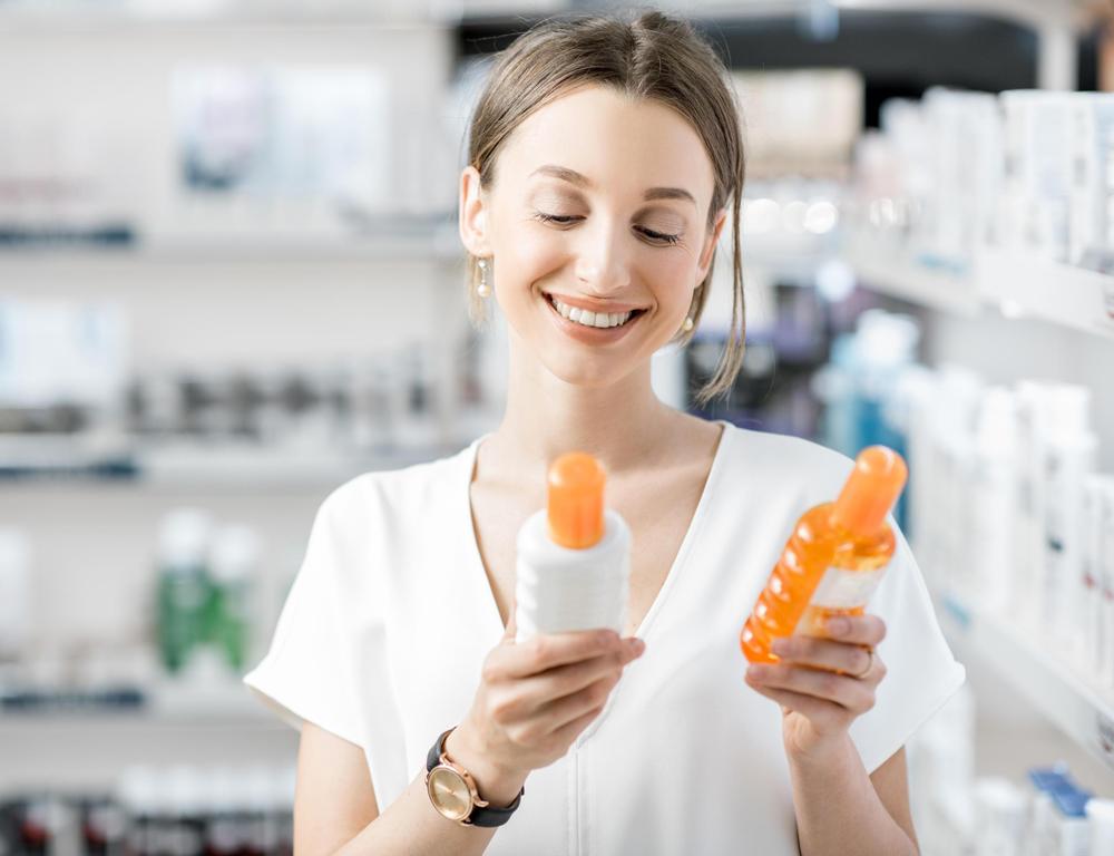 Toma decisiones informadas cuando adquieras, consumas y utilices los productos de tu rutina diaria