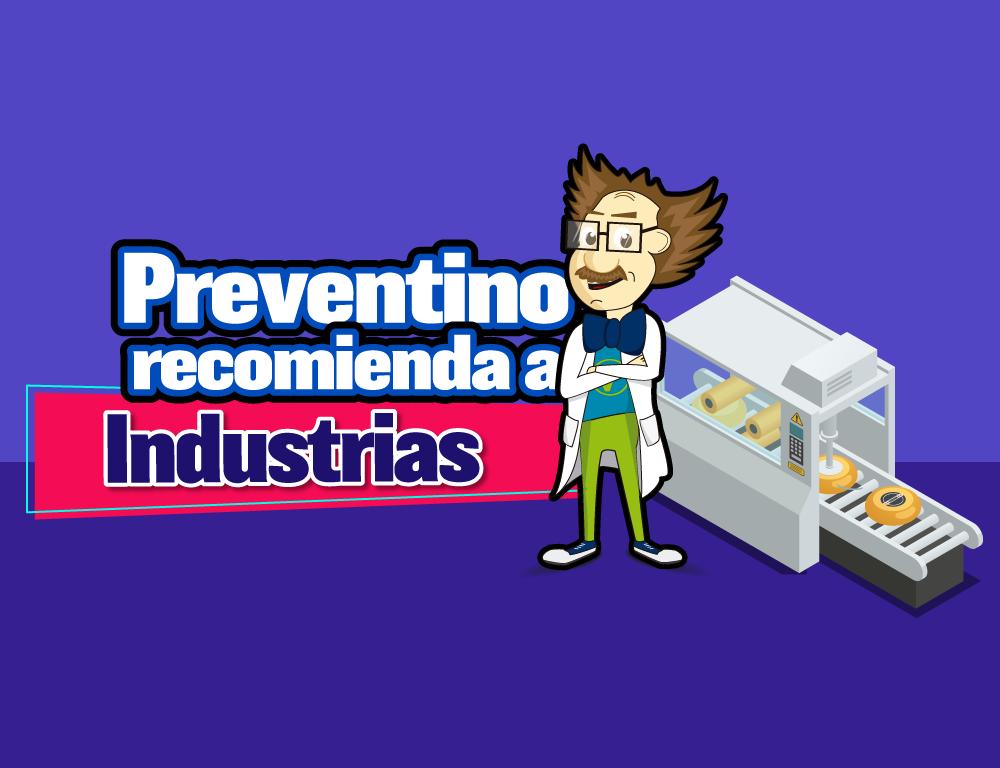 Recomendaciones para industrias en Colombia ante la declaración de emergencia sanitaria por COVID-19