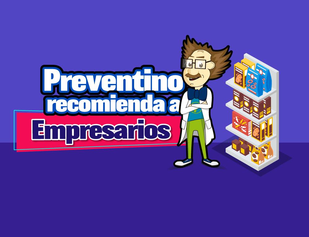 Recomendaciones para empresarios del sector de alimentos y bebidas en Colombia ante la declaración de emergencia sanitaria por COVID-19