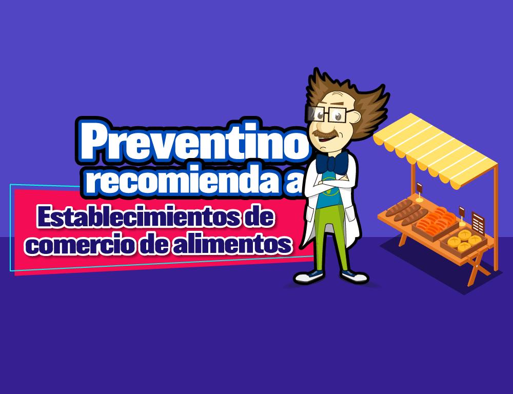 Recomendaciones para establecimientos de comercio de alimentos en Colombia ante la declaración de emergencia sanitaria por COVID-19