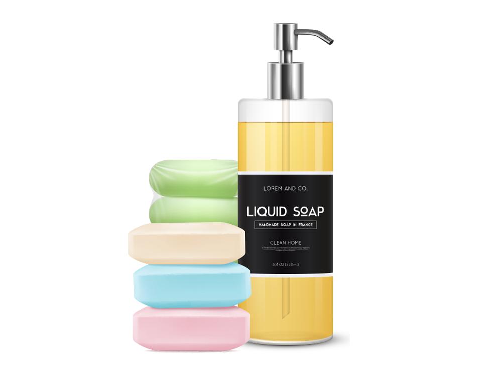 Recomendaciones para el uso de jabones antibacteriales de uso cosmético
