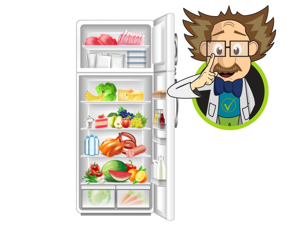Recomendaciones para conservar tus alimentos en la nevera