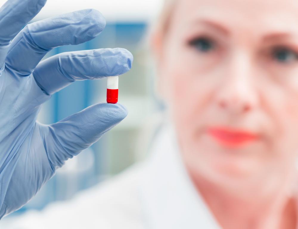 Contamos con laboratorios certificados buenas prácticas por la OMS