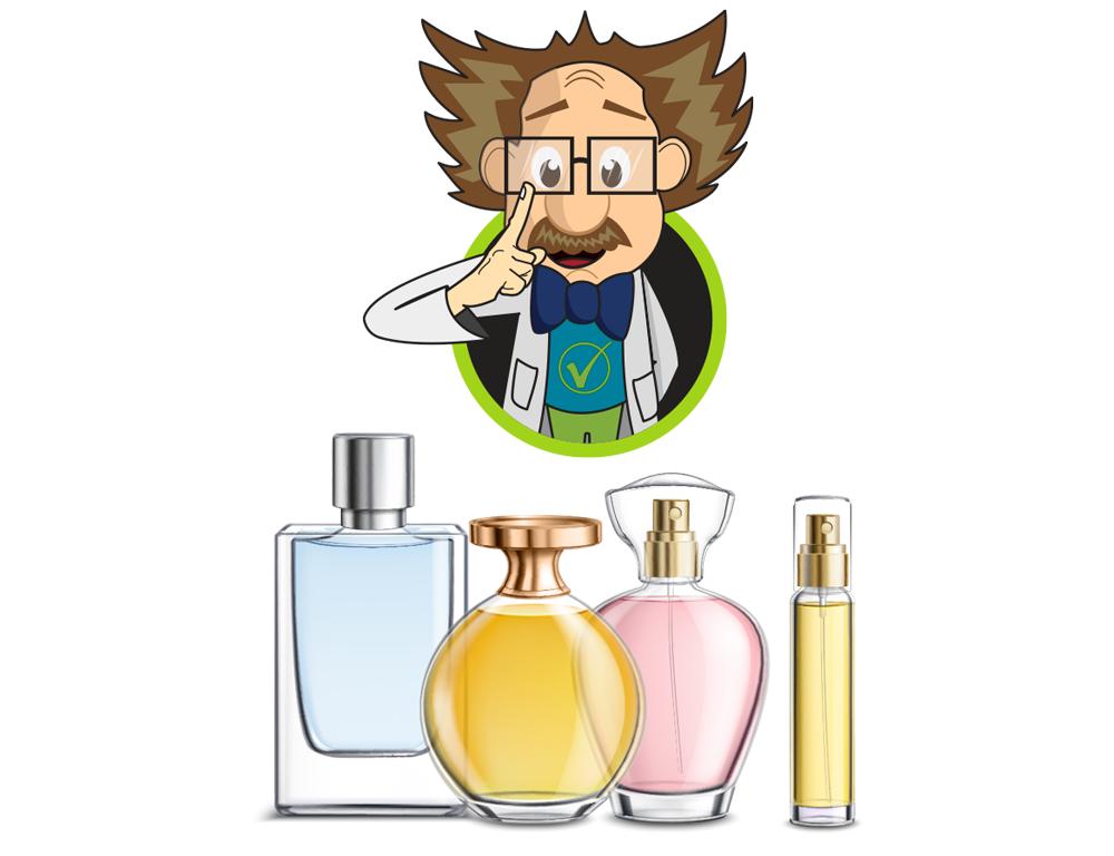 A la hora de comprar un perfume puedes revisar mucho más que la fragancia