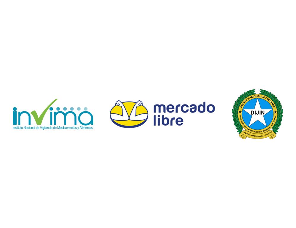 'No creas en falsas curas. Informarte, hace parte del tratamiento', nueva campaña entre Invima, Mercado Libre y la Policía Nacional